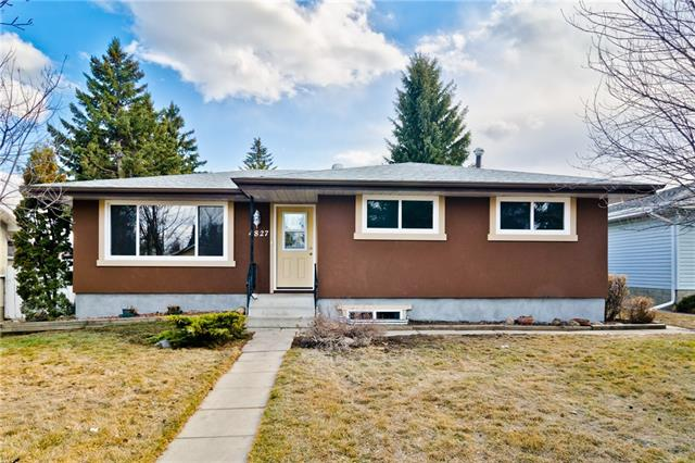 4827 Maryvale DR Ne in Marlborough Calgary MLS® #C4237324