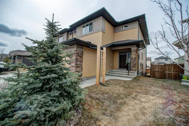 218 Canals CL Sw, Airdrie, Canals real estate, Attached Canals homes for sale