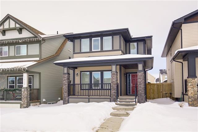 2632 Reunion Sq Nw in Reunion Airdrie MLS® #C4237463