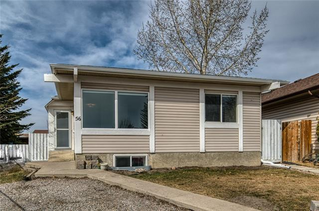 56 Aberfoyle CL Ne in Abbeydale Calgary MLS® #C4237568