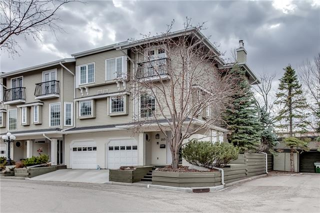 #165 3437 42 ST Nw, Calgary, Varsity real estate, Attached Varsity Estates homes for sale