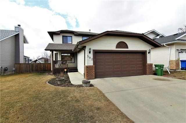 592 Meadowbrook BA Se, Airdrie, Meadowbrook real estate, Detached Meadowbrook homes for sale