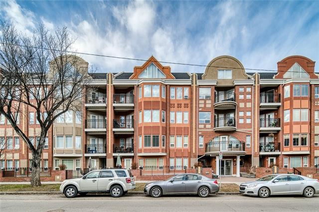#115 838 19 AV Sw, Calgary, Lower Mount Royal real estate, Apartment Lower Mount Royal homes for sale