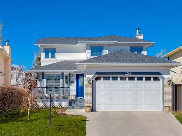 154 Shannon CR Sw in Shawnessy Calgary MLS® #C4238078