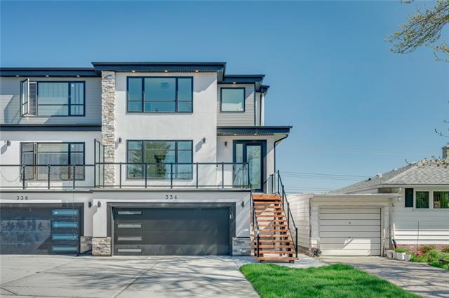 334 Hendon DR Nw in Highwood Calgary MLS® #C4238282