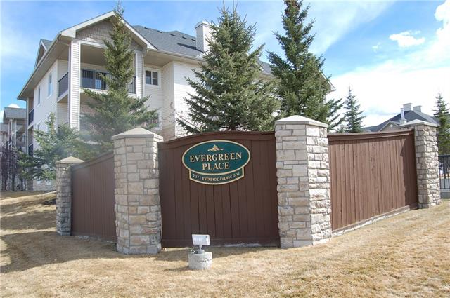 #1124 2371 Eversyde AV Sw in Evergreen Calgary MLS® #C4238389
