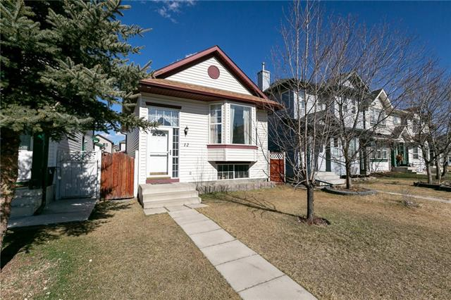 12 Tarington Mr Ne in Taradale Calgary MLS® #C4238400