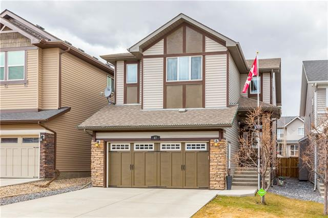 87 Sage Valley Pa Nw in Sage Hill Calgary MLS® #C4238495