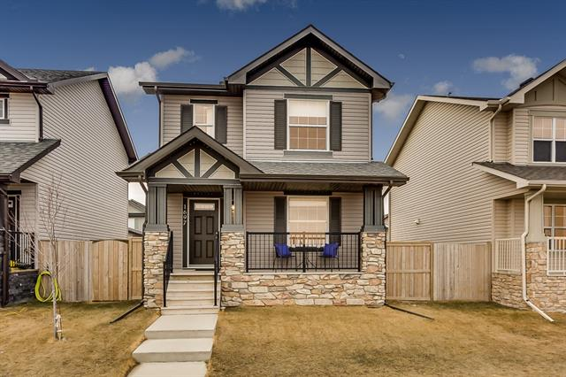 1697 Baywater RD Sw in Bayside Airdrie MLS® #C4238539