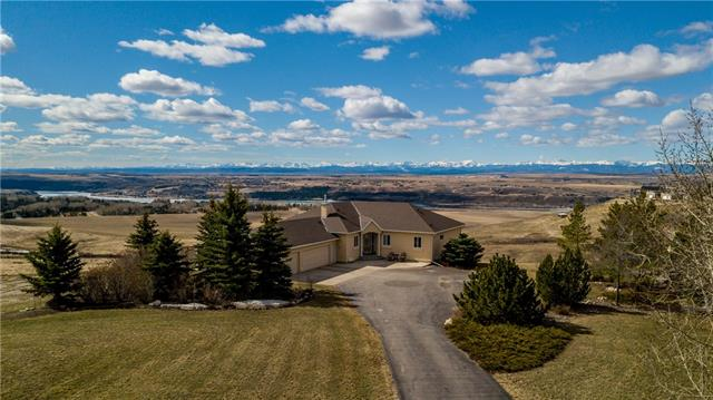 39 Bearspaw Pointe Pl in Bearspaw Pointe Rural Rocky View County MLS® #C4238658