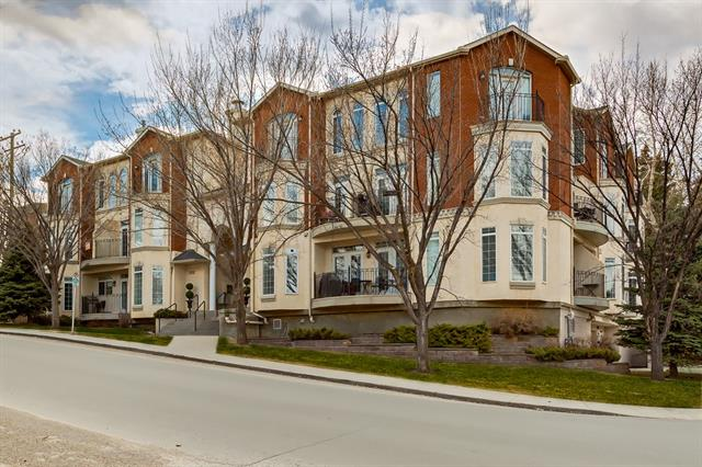 #206 5703 5 ST Sw, Calgary, Windsor Park real estate, Apartment Windsor Park homes for sale