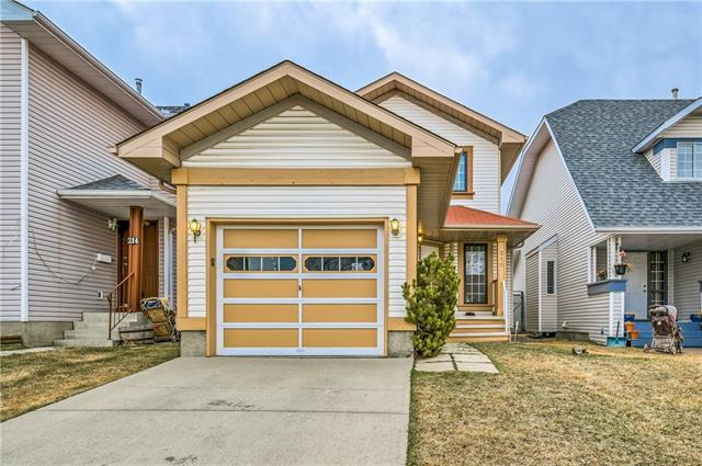 210 Martinwood PL Ne in Martindale Calgary MLS® #C4238758