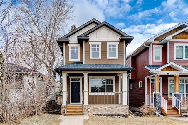 3410 Centre B ST Nw in Highland Park Calgary MLS® #C4239001