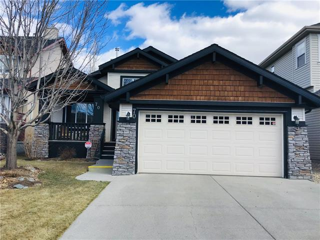 70 Hidden Creek PT Nw in Hidden Valley Calgary MLS® #C4239123