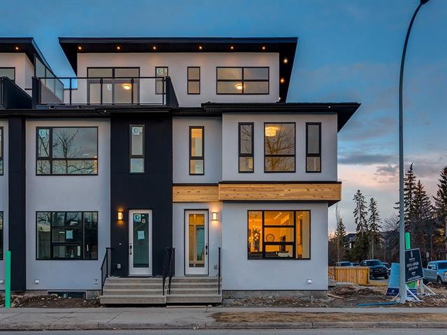 Hillhurst Real Estate, Attached, Calgary real estate, homes