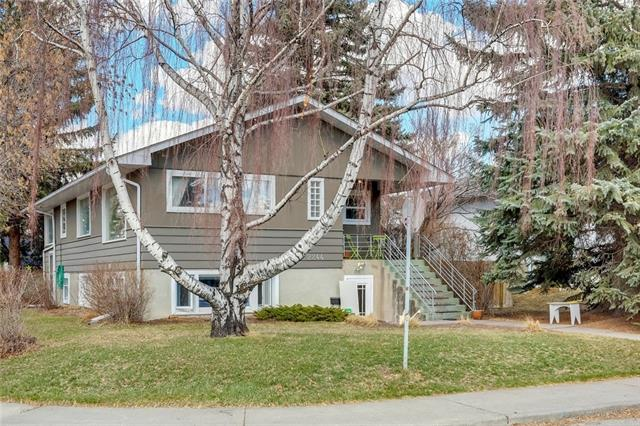 2244 25 AV Nw in Banff Trail Calgary MLS® #C4239390