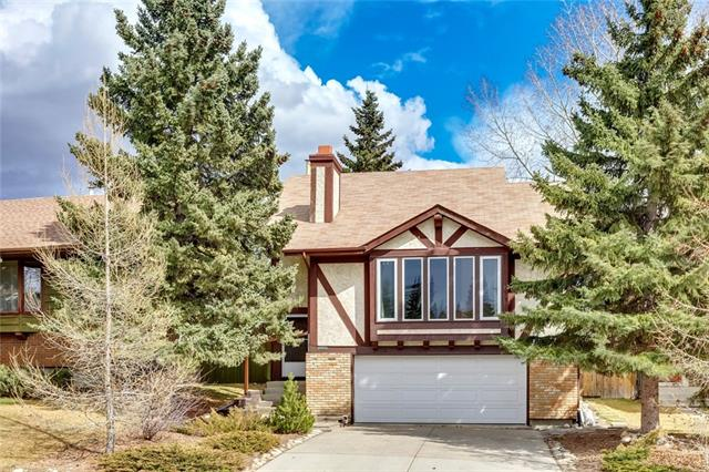 1260 Ranchview RD Nw in Ranchlands Calgary MLS® #C4239414