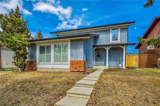 6618 Coach Hill RD Sw in Coach Hill Calgary MLS® #C4239475