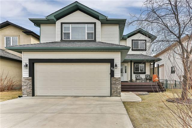 66 Bow Ridge Cr in Bow Ridge Cochrane MLS® #C4239568
