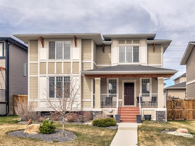 177 Rainbow Falls Gl, Chestermere, Rainbow Falls real estate, Detached Chestermere homes for sale