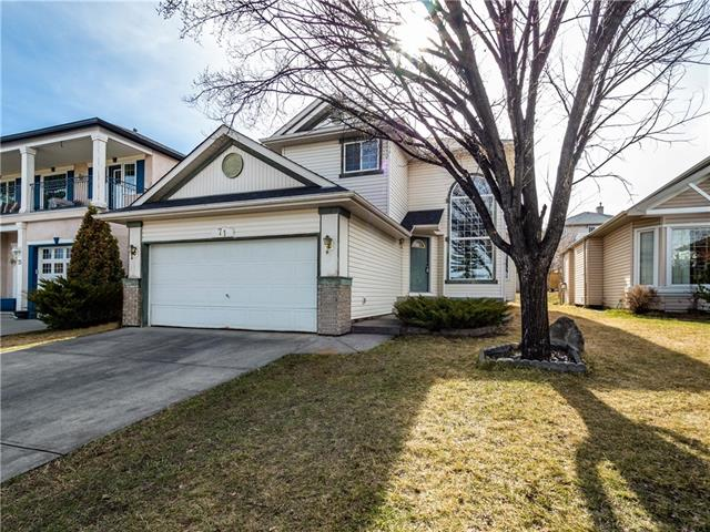 71 Somerset Sq Sw in Somerset Calgary MLS® #C4240794
