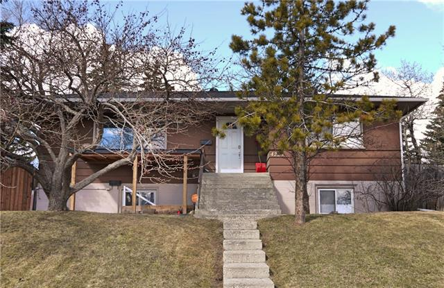 4223 4 ST Nw in Highwood Calgary MLS® #C4240837