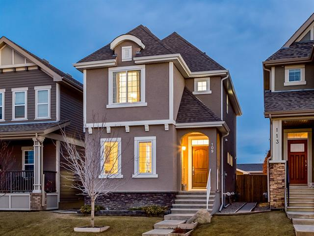 109 Mahogany Ht Se, Calgary, Mahogany real estate, Detached Mahogany homes for sale