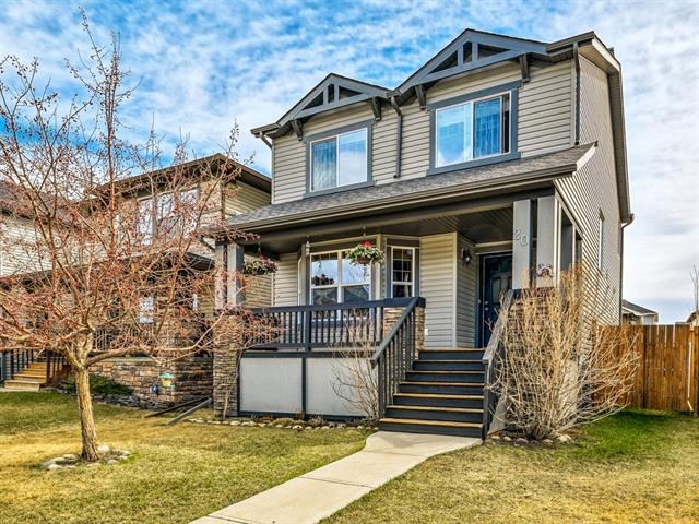20 Bridlecrest ST Sw in Bridlewood Calgary MLS® #C4241363