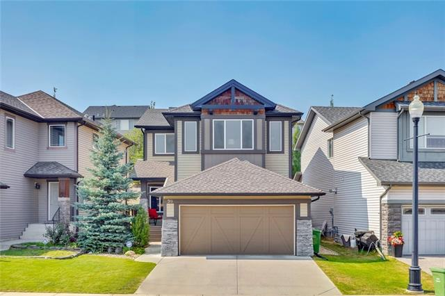 39 ST Moritz Tc Sw, Calgary, Springbank Hill real estate, Detached East Springbank Hill homes for sale