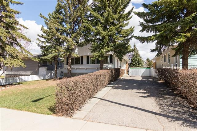 7864 Hunterburn Hl Nw in Huntington Hills Calgary MLS® #C4241550