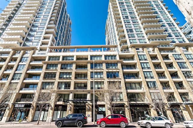 #1926 222 Riverfront AV Sw, Calgary, Chinatown real estate, Apartment Calgary homes for sale