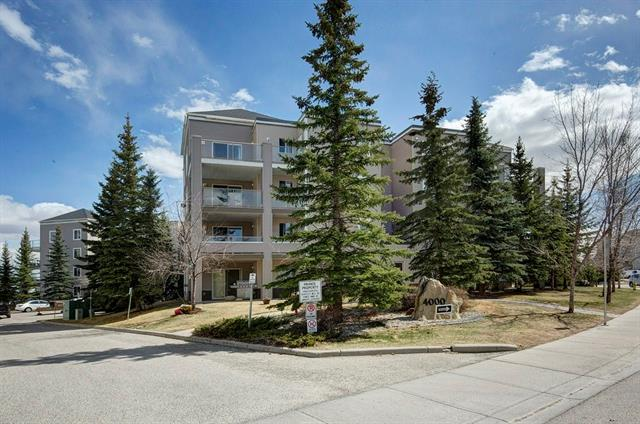 #306 4000 Somervale Co Sw in Somerset Calgary MLS® #C4241681