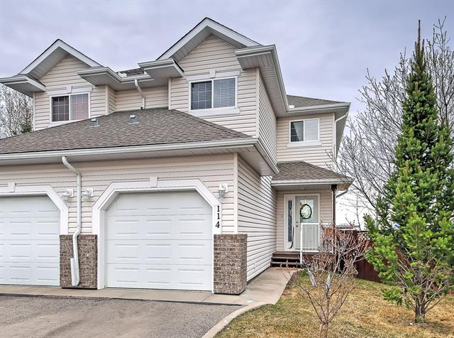 #114 26 Westlake Gl, Strathmore, Westmount_Strathmore real estate, Attached Strathmore homes for sale
