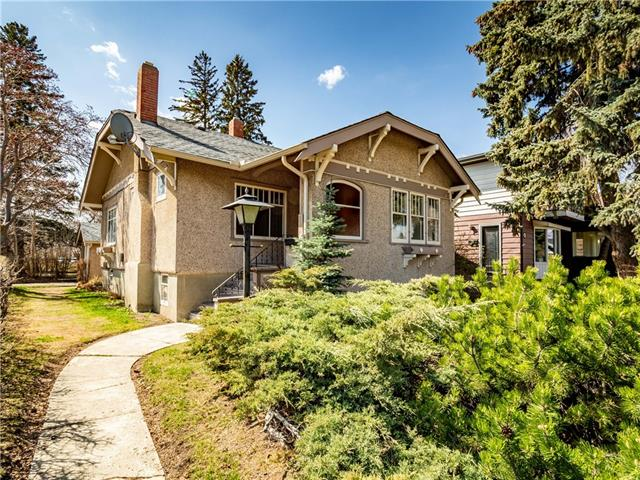 301 12 AV Nw in Crescent Heights Calgary MLS® #C4241702