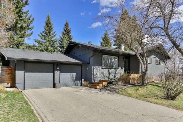 3304 Caribou DR Nw in Collingwood Calgary MLS® #C4241802