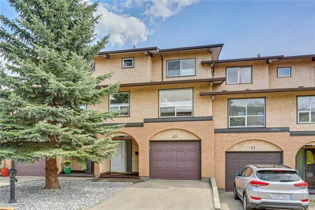 #40 1011 Canterbury DR Sw, Calgary, Canyon Meadows real estate, Attached Canyon Meadows Estates homes for sale