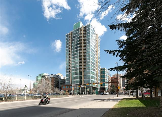 #1001 888 4 AV Sw in Downtown Commercial Core Calgary MLS® #C4242107