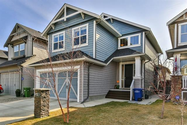 22 Reunion Gr Nw in Williamstown Airdrie MLS® #C4242585