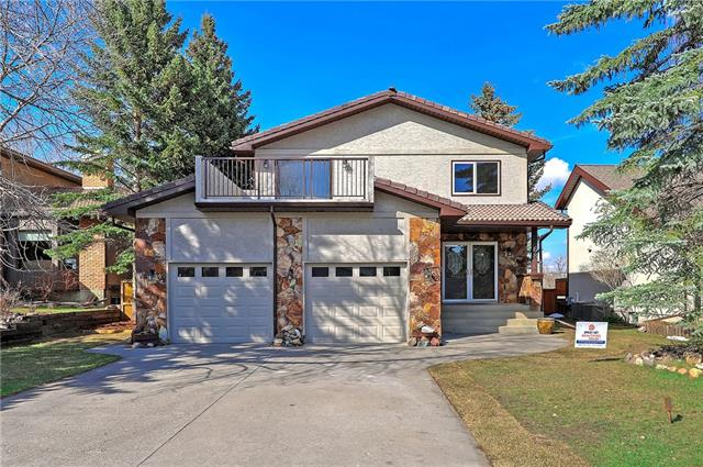 68 Deerbrook RD Se, Calgary, Deer Run real estate, Detached Deer Run homes for sale