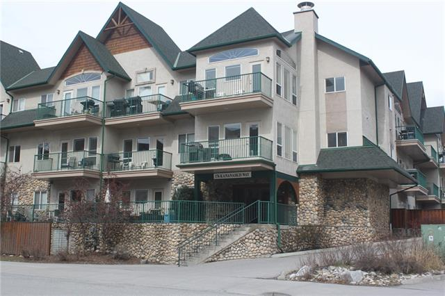 #313 176 Kananaskis Wy in Bow Valley Trail Canmore MLS® #C4243438