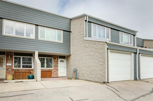 #38 228 Theodore PL Nw, Calgary, Thorncliffe real estate, Attached Thorncliffe homes for sale