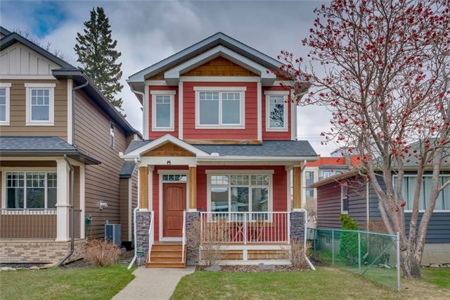 3408 Centre B ST Nw in Highland Park Calgary MLS® #C4243503