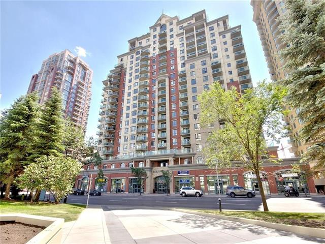 #1706 1111 6 AV Sw in Downtown West End Calgary MLS® #C4243555