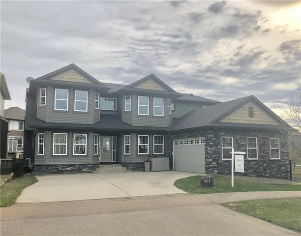 701 Canoe AV Sw in Canals Airdrie MLS® #C4243564