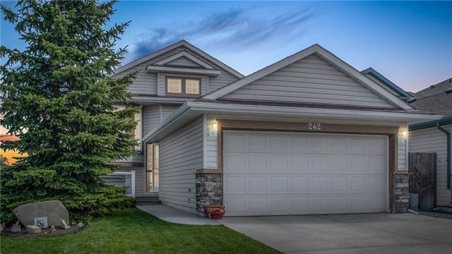 242 Springs PL Se, Airdrie, Big Springs real estate, Detached Big Springs homes for sale