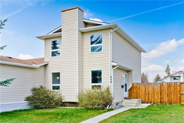 252 Deerview Co Se in Deer Ridge Calgary MLS® #C4243634