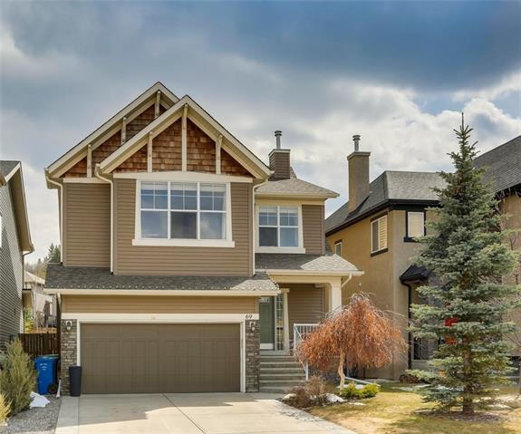 69 Valley Woods Ld Nw in Valley Ridge Calgary MLS® #C4243673