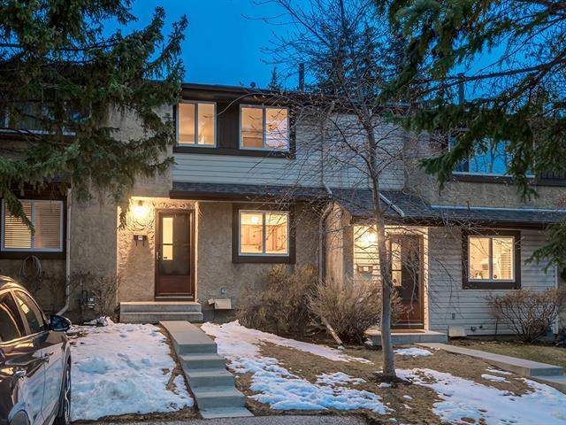 #45 310 Brookmere RD Sw, Calgary, Braeside real estate, Attached Braeside homes for sale