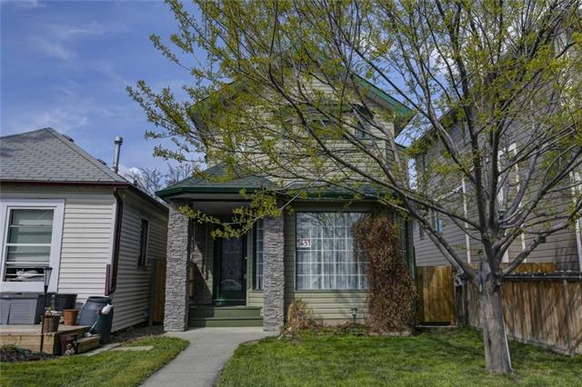 1631 16a ST Se in Inglewood Calgary MLS® #C4244260