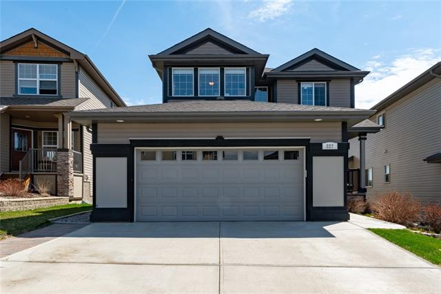 227 Sunset Vw in Sunset Ridge Cochrane MLS® #C4244787